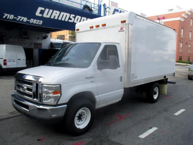 2012 Ford Econoline E-350 Super Duty
