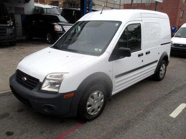 2012 Ford Transit Connect XL with Side and Rear Door Glass