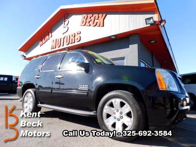 2009 GMC Yukon SLT-1 2WD
