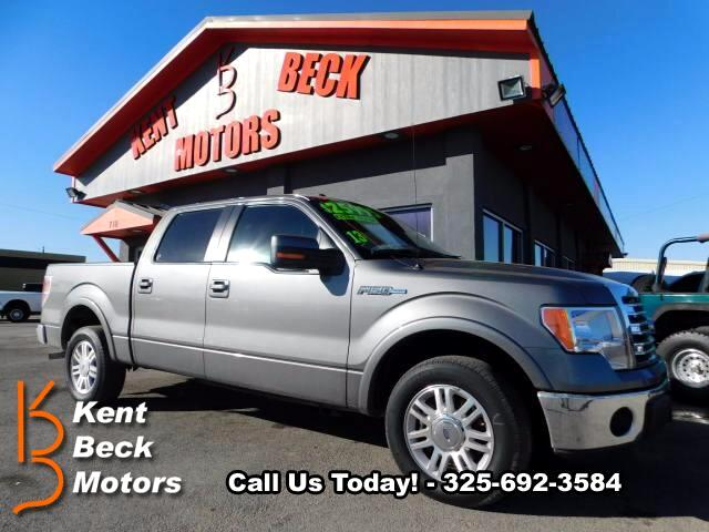 2013 Ford F-150 Lariat SuperCrew 5.5-ft. Bed 2WD