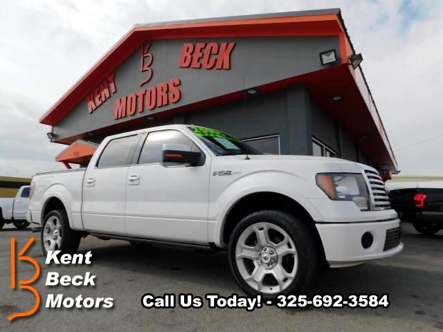 2011 Ford F-150 Limited 4WD SuperCrew 5.5' Box