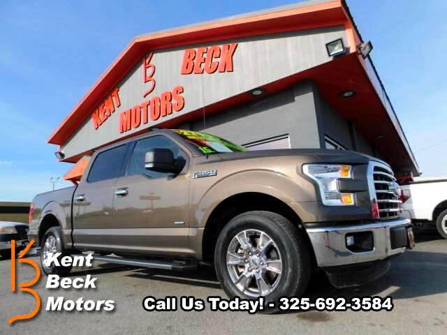 2015 Ford F-150 XLT SuperCrew 6.5-ft. Bed 2WD