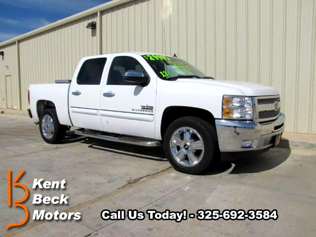 used 2013 chevrolet silverado 1500 for sale in abilene tx