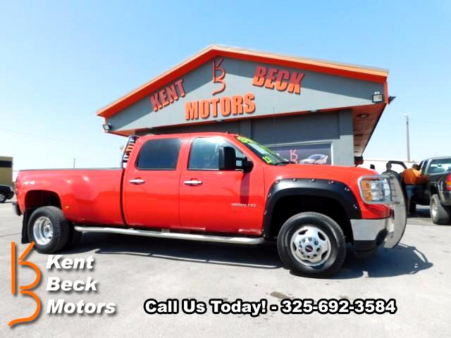 2013 GMC Sierra 3500HD SLE Crew Cab Long Box 4WD