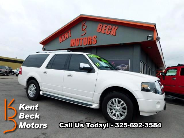 2014 Ford Expedition EL Limited 2WD