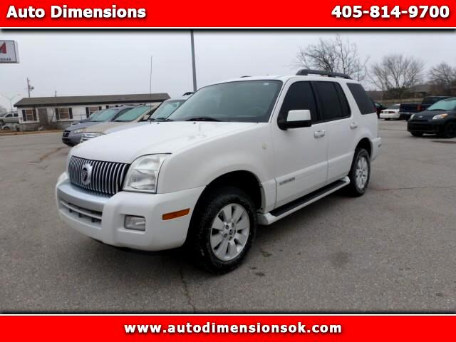 2008 Mercury Mountaineer Base 4.0L 2WD