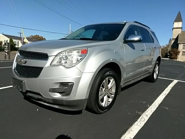 2010 Chevrolet EQUINOX LT Base