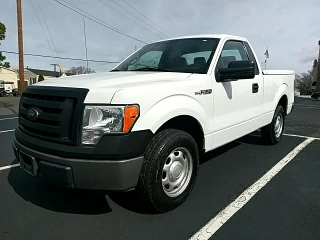 2012 Ford F-150 XL 6.5-ft. Bed RWD