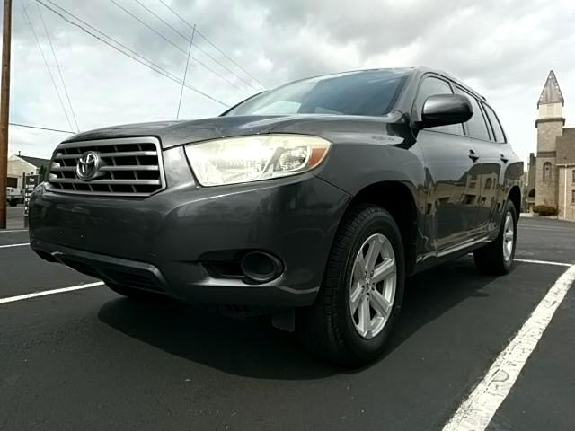 2008 Toyota Highlander Base 2WD V6