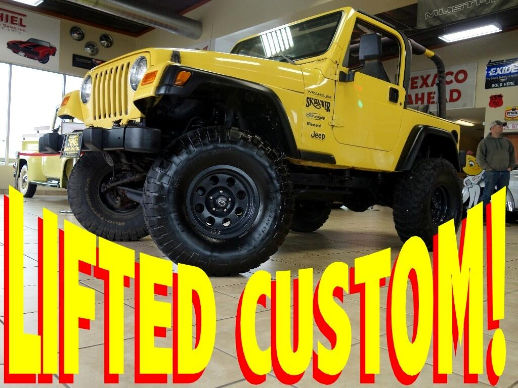 2000 Jeep Wrangler 2DR OFF-Road