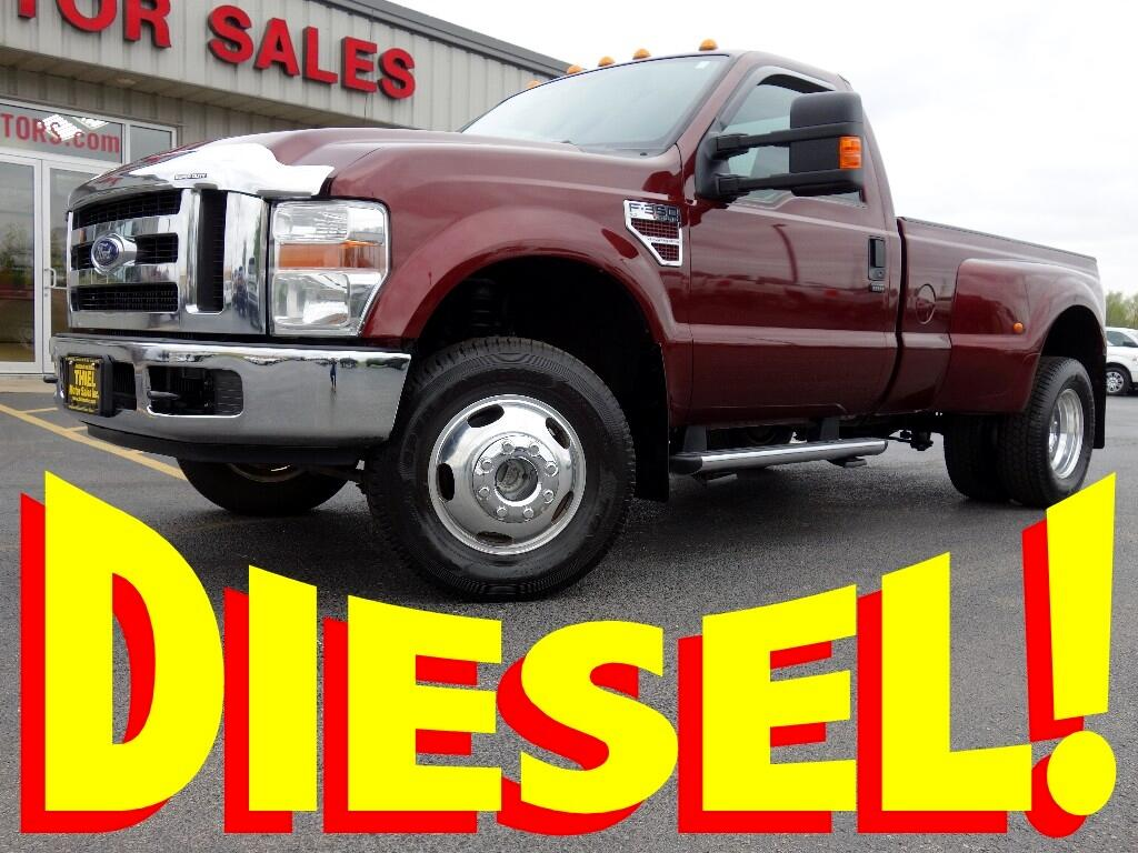 2009 Ford F-350 SD XLT DRW 4WD