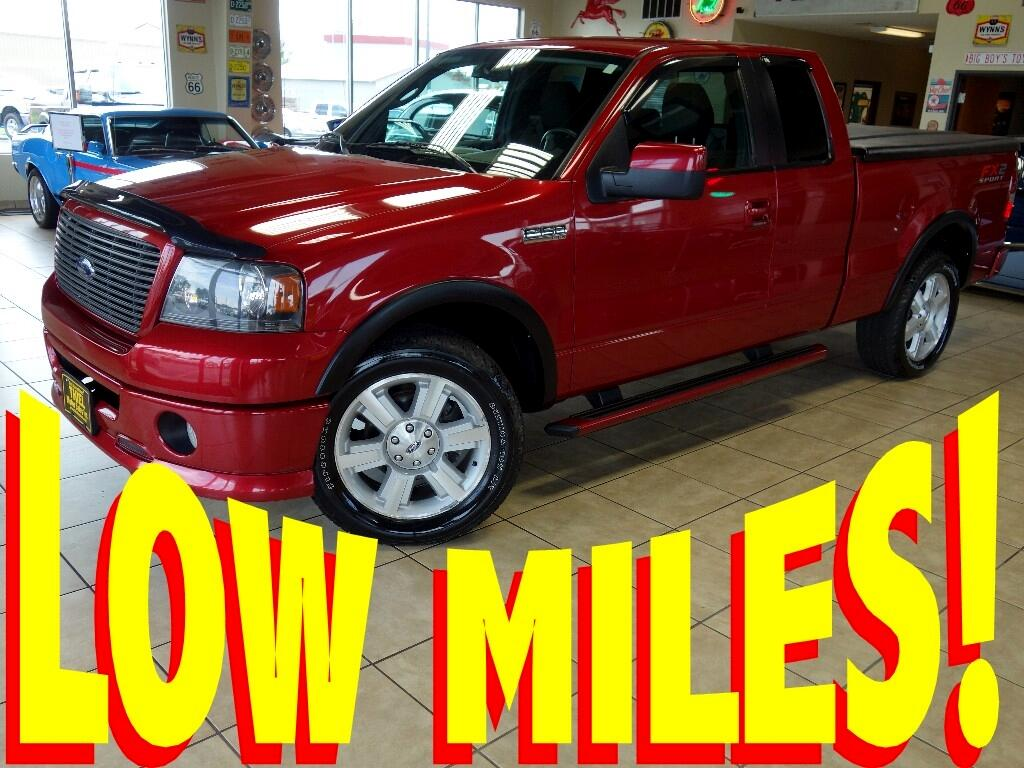 2007 Ford F-150 FX2 SuperCab 2WD