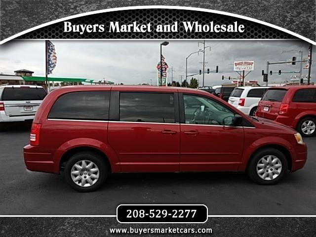 2009 Chrysler Town & Country 4dr Wgn LX