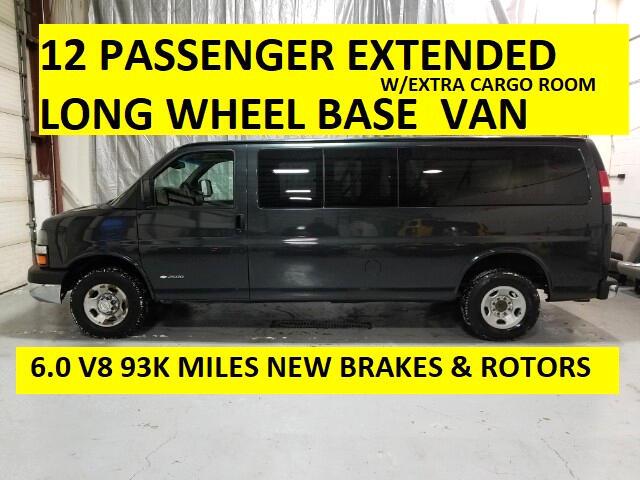 "2003 Chevrolet Express Passenger 2500 135"" WB RWD"