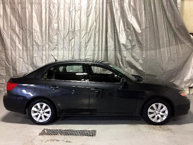 2011 Subaru Impreza 2.5i 4-Door