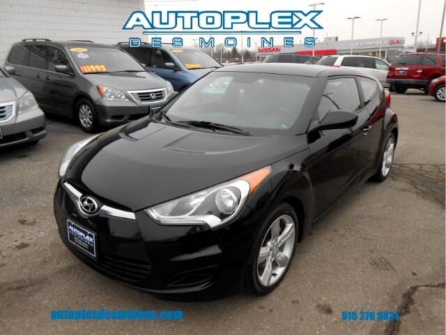 2012 Hyundai Veloster 3dr Coupe