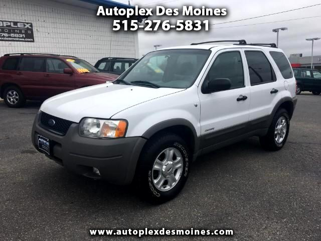 2002 Ford Escape XLT 4WD V6
