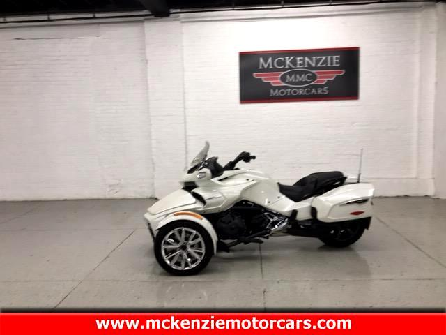 2016 Can-Am Spyder Limited