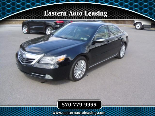2011 Acura RL Advance Package