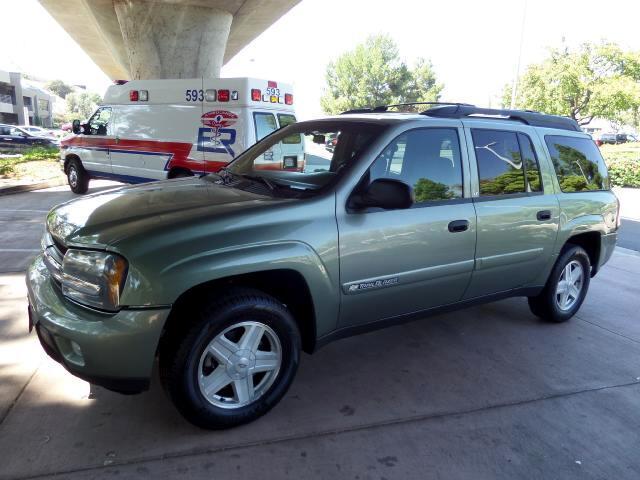 2003 Chevrolet TrailBlazer EXT LT 2WD