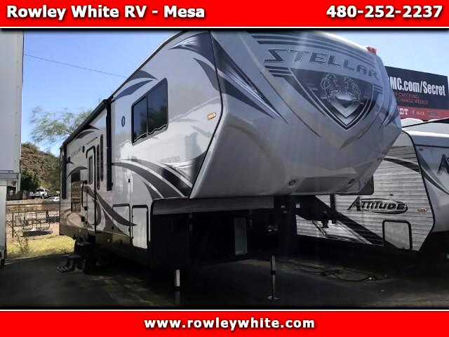 2019 Eclipse RV Stellar 31LKSG