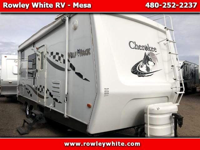 2004 Forest River Cherokee 22WP