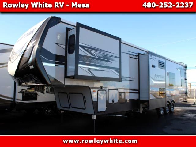 2018 Keystone RV Raptor Toy Hauler 398TS