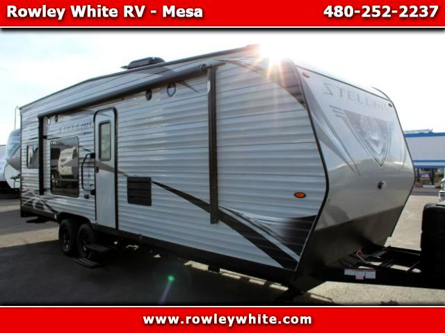 2019 Eclipse RV Stellar 23SB