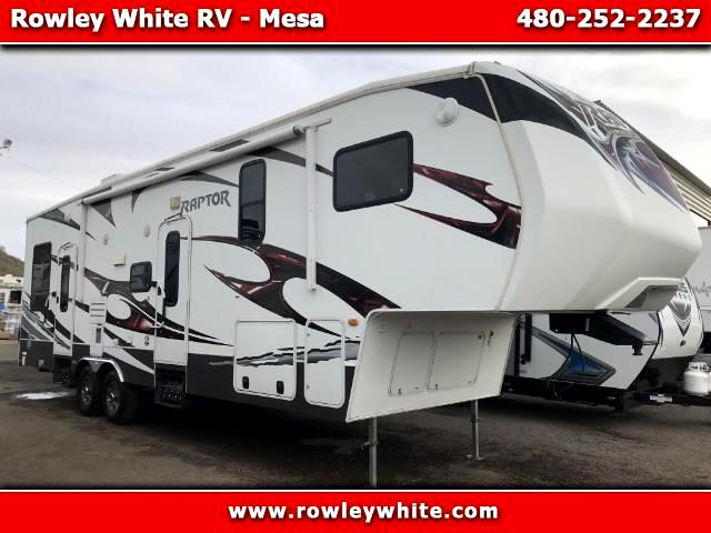 2012 Keystone RV Raptor 300MP