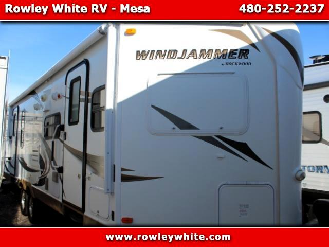 2013 Rockwood Windjammer 2809W