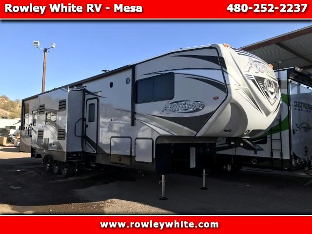 2019 Eclipse RV Attitude 39TSG
