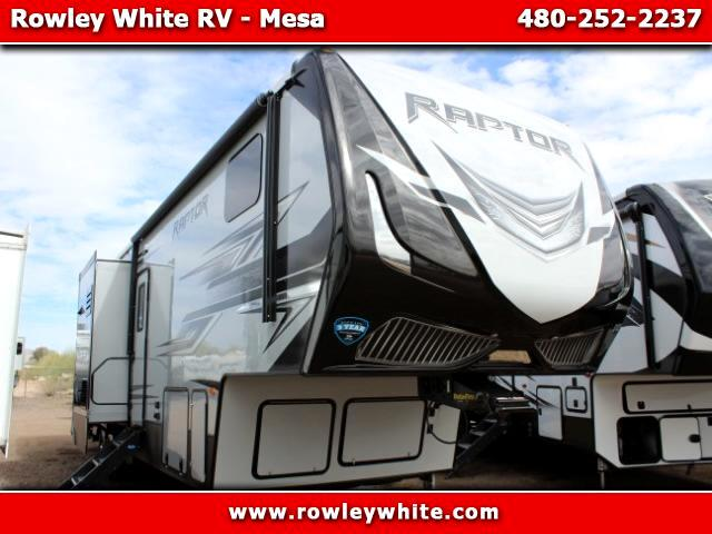 2018 Keystone RV Raptor Toy Hauler 353TS