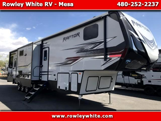 2018 Keystone RV Raptor Toy Hauler 424TS