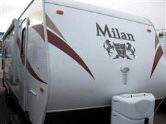 2014 Eclipse RV Milan 27RLSG