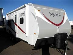 2014 Eclipse RV Milan 22CK