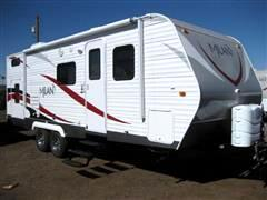 2015 Eclipse RV Milan 24BHSG