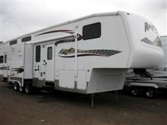2006 Keystone RV Raptor Toy Hauler