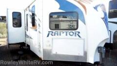 2010 Keystone RV Raptor Toy Hauler