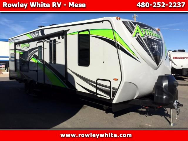 2018 Eclipse RV Attitude 28IBG