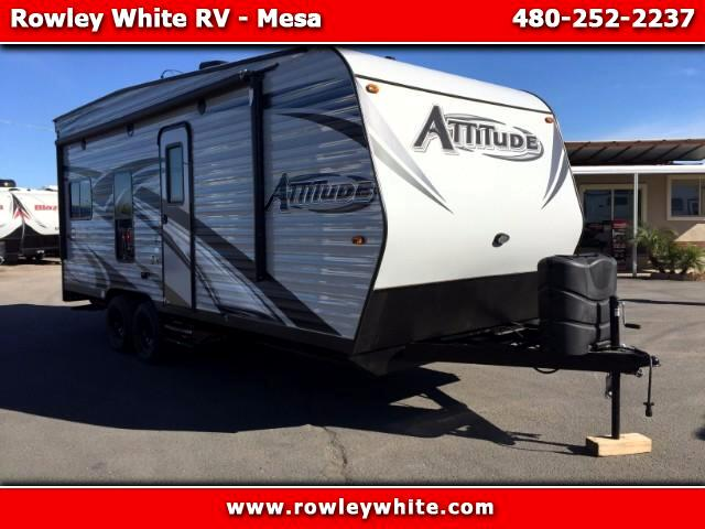 2018 Eclipse RV Attitude 19FB