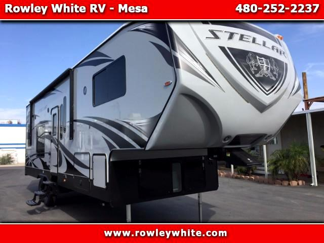 2018 Eclipse RV Stellar 31LKSG