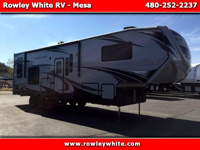 2018 Eclipse RV Stellar 34LKSG
