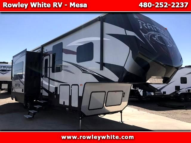 2016 Keystone RV Raptor Toy Hauler 355