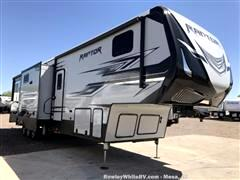 2018 Keystone RV Raptor Toy Hauler