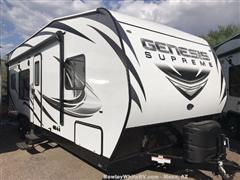 2018 Genesis Supreme Supreme Toy Hauler
