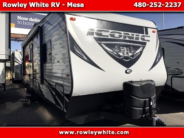 2018 Eclipse RV Iconic 2514AK