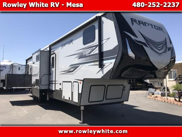 2018 Keystone RV Raptor Toy Hauler 428SP