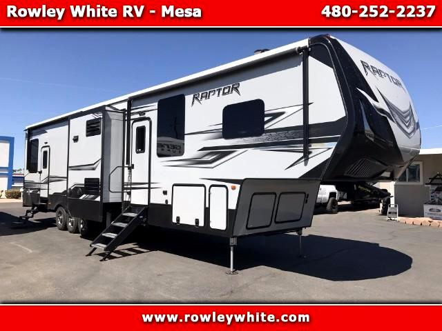 2018 Keystone RV Raptor Toy Hauler 426TS