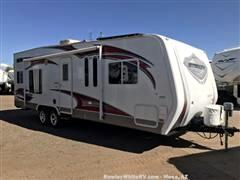 2012 Forest River Stealth (Toy Hauler)
