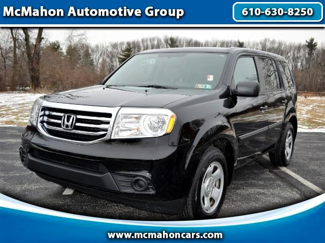 2015 Honda Pilot LX 2WD with LEATHER